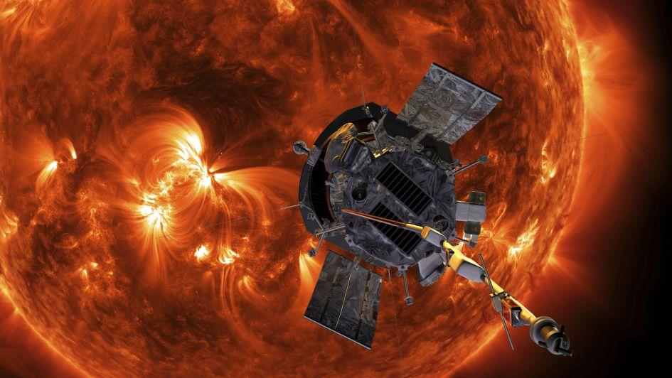 La NASA se embarca directo hacia el Sol