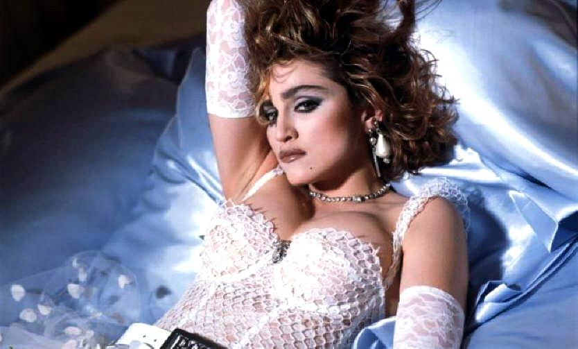 La camaleónica Madonna