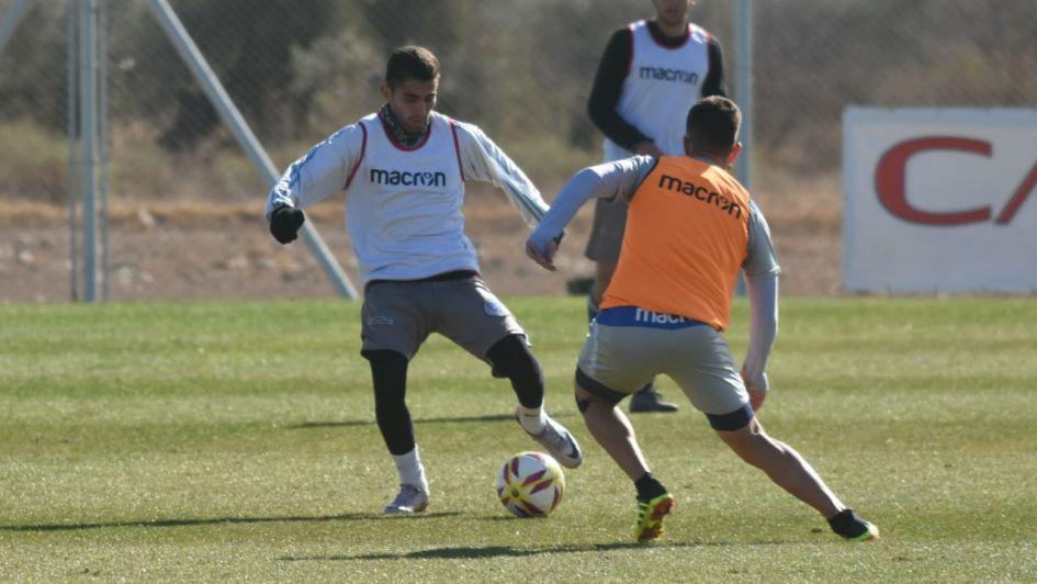 "Diego Dabove: ""Tenemos mucha confianza"""