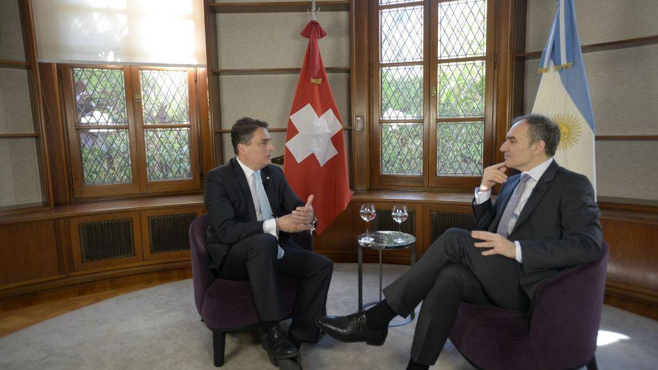 """""""El secreto bancario suizo es un mito de los filmes de James Bond"""""""