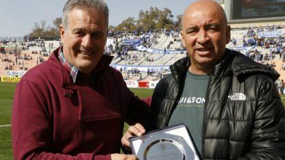 Héctor Trubiano y el