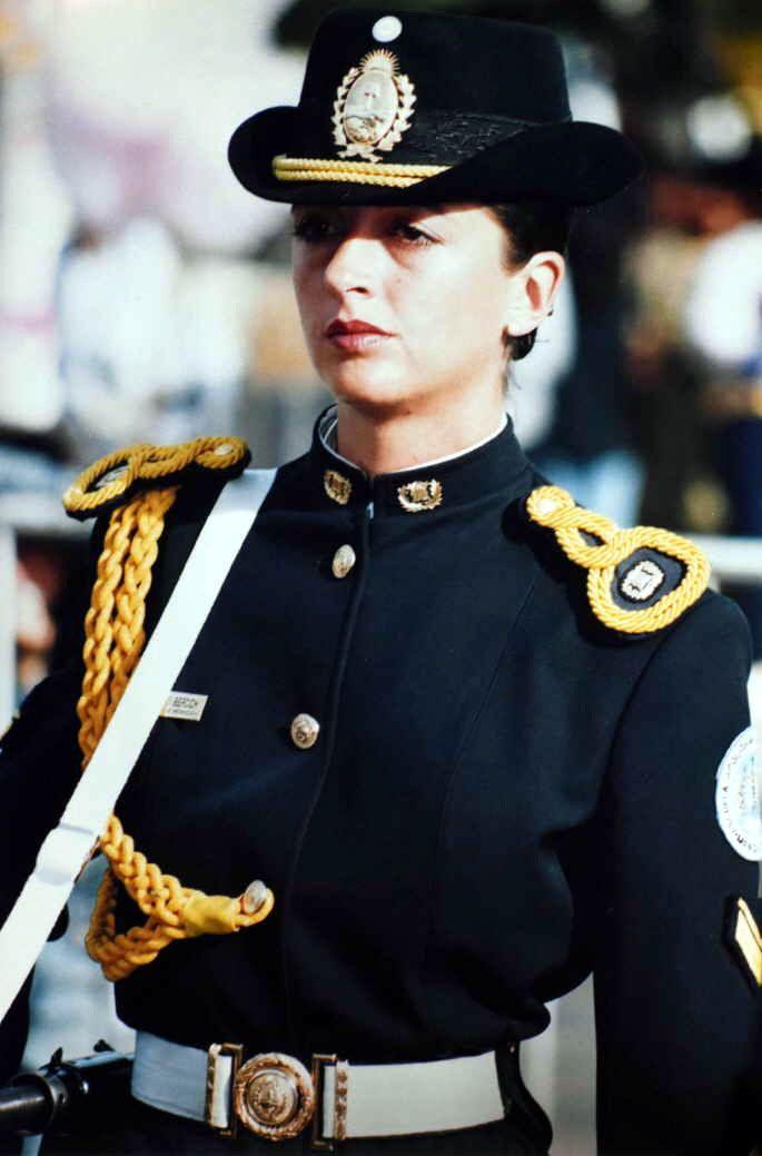 El 14 de agosto fue decretado como Día de la Mujer Policía