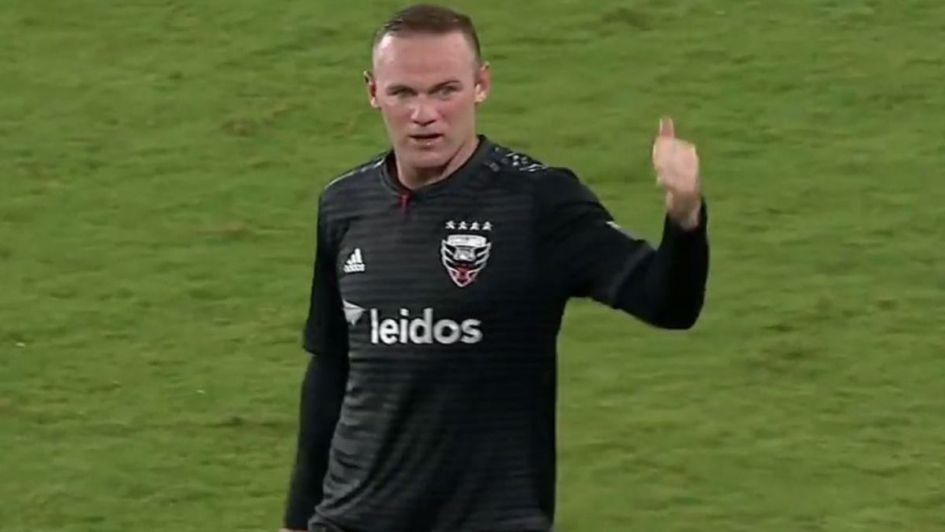 Wayne Rooney da agónica victoria al DC United — A puro corazón