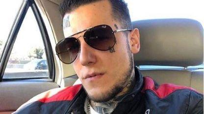 Alex Caniggia pasó por un peaje a alta velocidad e insultó a los empleados de la cabina