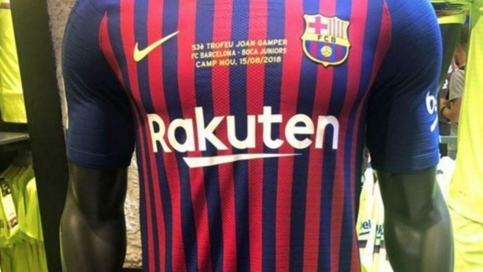 Se queda Barcelona con su trofeo -Reforma