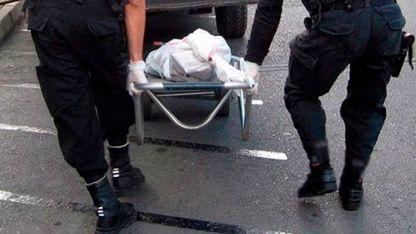 Los pedazos de cuerpo del hombre fueron hallados en tres sacos de arena.
