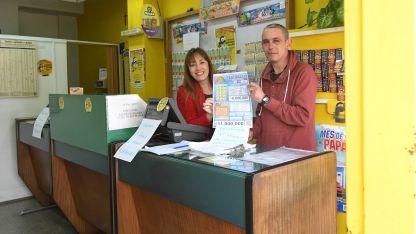 Marcela y Javier vendieron el número ganador del Telekino