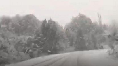 El video del accidente de Mauro Giallombardo