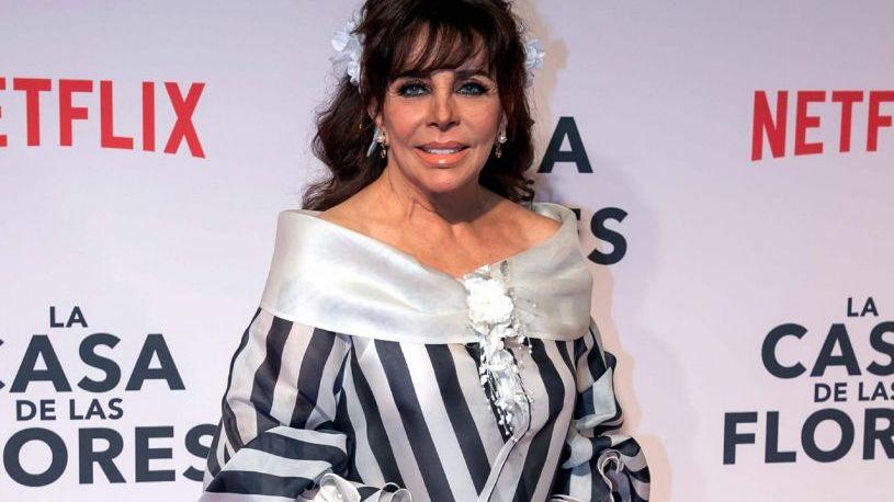 Verónica Castro ventiló detalles ocultos del ex manager de Luis Miguel