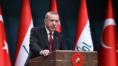 El presidente turco, Erdogan, llamó a boicotear a los iPhones.