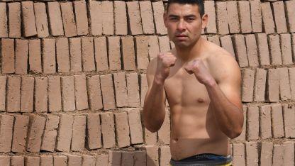 El pibe de 23 años, es un boxeador talentoso, con una pegada importante y que sueña con ser campeón del mundo.
