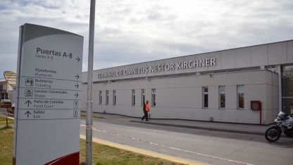 Le fue impuesto en 2010. Y a la inauguración vino Cristina Kirchner.