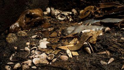 La ofrenda no fue saqueada y se mantuvo prácticamente intacta desde hace unos 500 años.