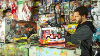Pese a la difícil situación, en las jugueterías son optimistas con las ventas que se vienen del Día del Niño.
