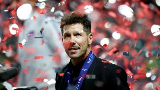 Simeone, el técnico más ganador del Colchonero.