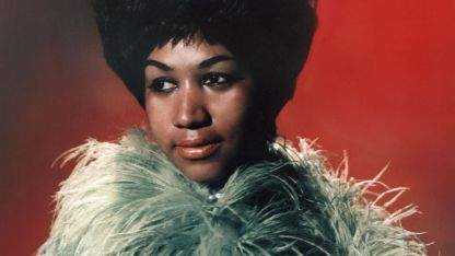Aretha Franklin en los 60