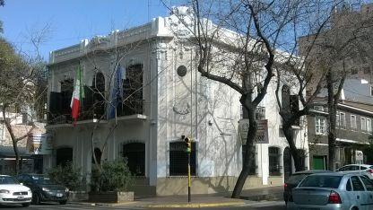 Consulado de Italia en Mendoza.