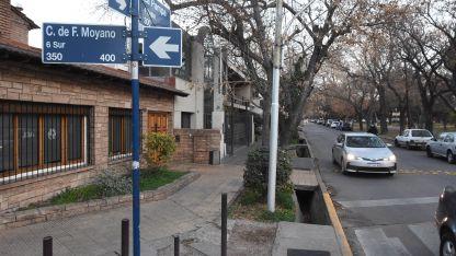 La casa del barrio Bombal que alquilaron las empresas