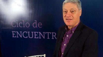 Alberto Carleti,  presidente de la FEM y de ProMendoza .