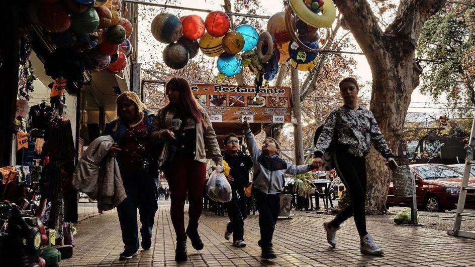 Cayeron las ventas minoristas — Día del Niño