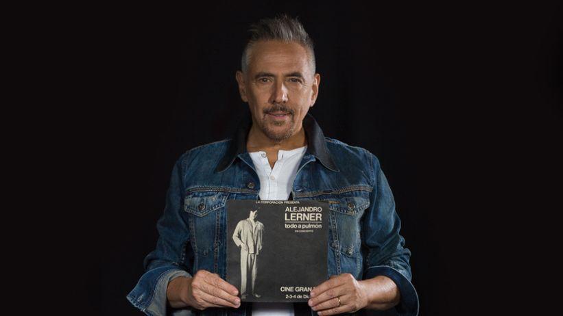Alejandro Lerner, el maestro de las melodías