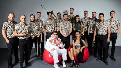 La Delio Valdez. Nació en 2009 como una cooperativa de músicos.
