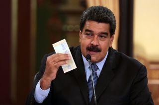 Nicolás Maduro no puede controlar la economía.