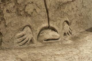 Vichama fue una ciudad agropesquera construida entre los años 1.800 y 3.500 a.C.