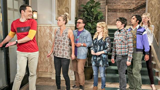 Anuncian el final de The Big Bang Theory