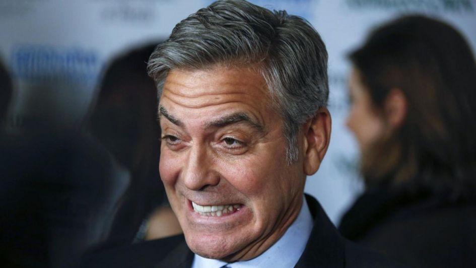 George Clooney es el actor mejor pagado gracias a su tequila