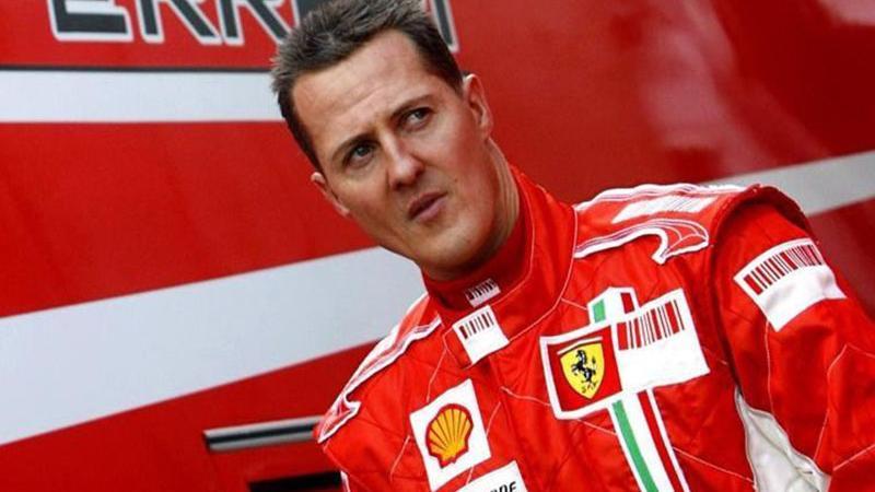 Un familiar contó que hace llorar a Michael Schumacher