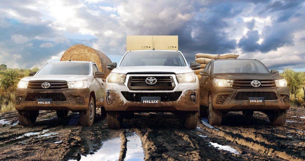 La Toyota Hilux 2019 Se Actualizo
