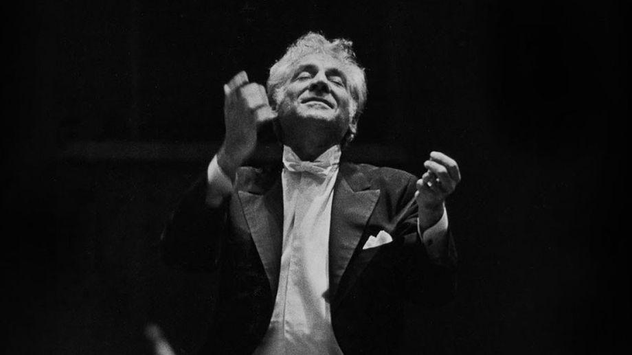 Así festeja Google el centésimo aniversario del nacimiento de Leonard Bernstein