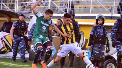 Sarmiento sumó tres puntos importantes ante Olimpo.