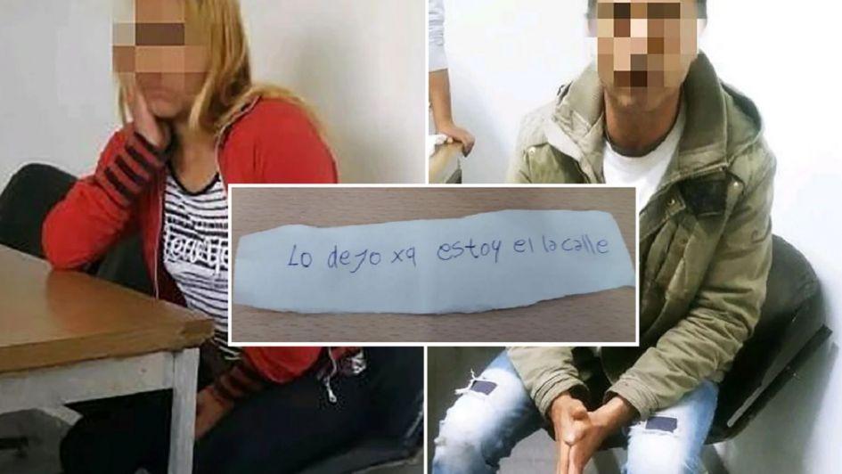 Hallaron a la mamá del bebé abandonado en Florencio Varela