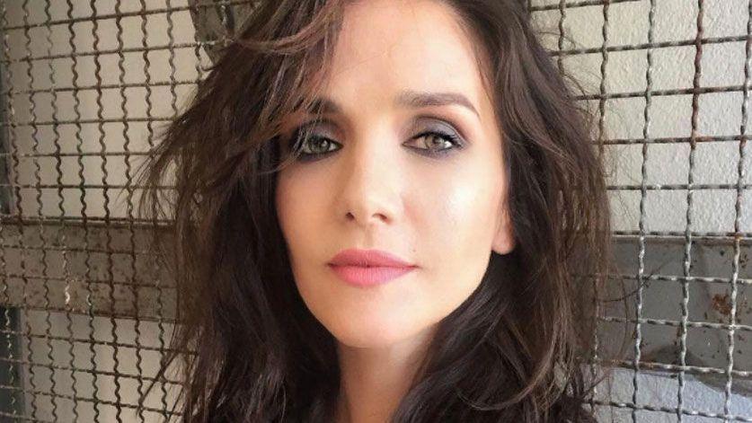 """Natalia Oreiro furiosa tras su caída: """"Me hicieron cuatro ..."""