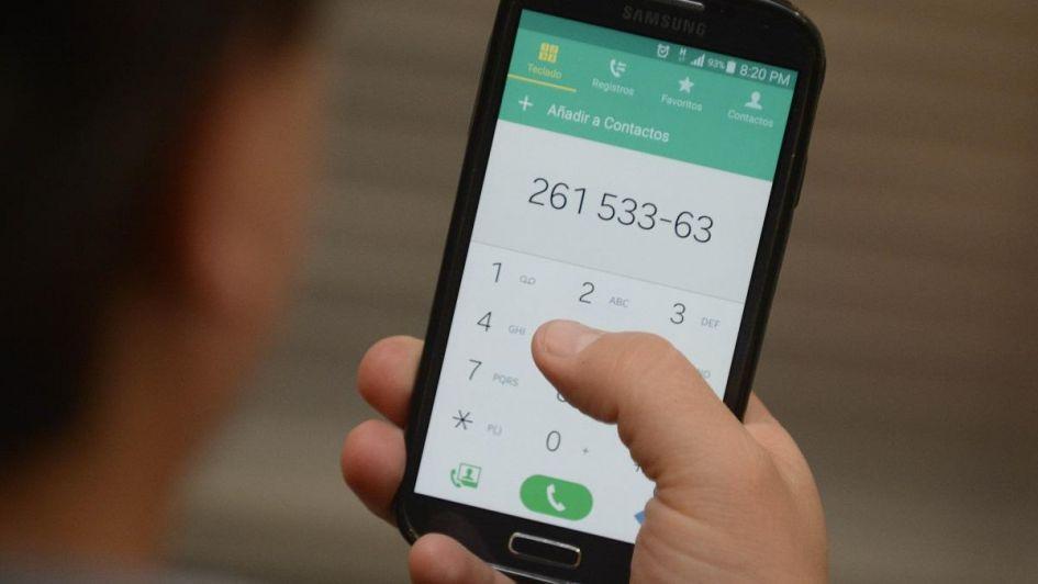 Desde hoy, los celulares robados serán bloqueados y dejarán de funcionar en el país