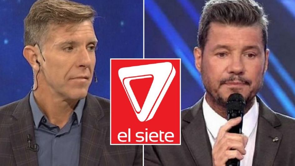 Tinelli no podrá verse por la TV abierta de Mendoza: el 7 solo emitirá América