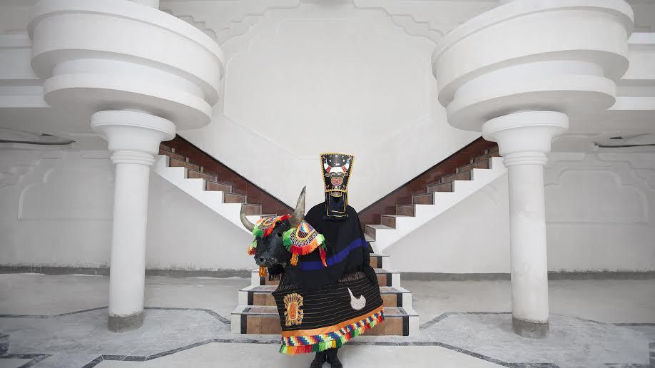 Desde Bolivia, Freddy Mamani, el arquitecto de los Andes