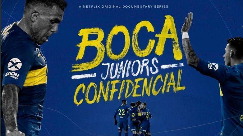 Boca Juniors Confidencial tiene trailer y fecha de estreno en Netflix
