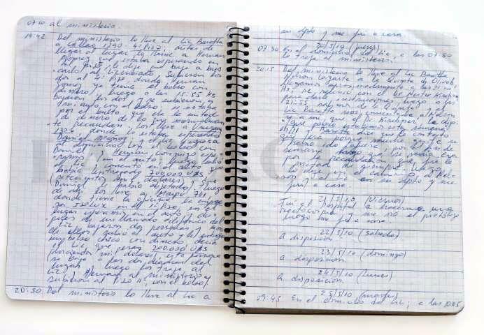 Cristina Kirchner volverá a declarar el lunes — Cuadernos K