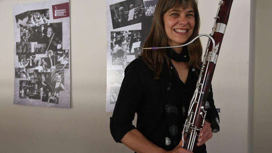 Andrea Yurcic, la música que rompió los mandatos