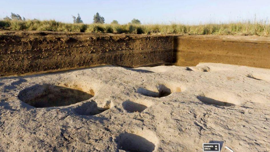 Encuentran uno de los pueblos más antiguos del mundo en Egipto