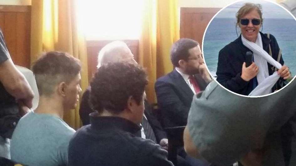 Caso Carleti: brutal golpiza a dos detenidos por la muerte de la empresaria de Tunuyán