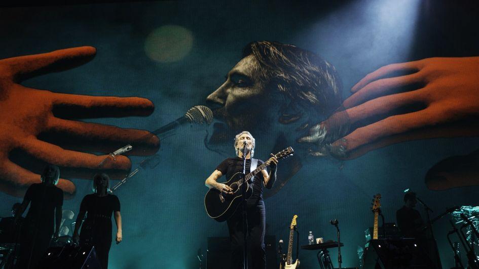 Roger Waters cambió la fecha de una de sus presentaciones en Argentina