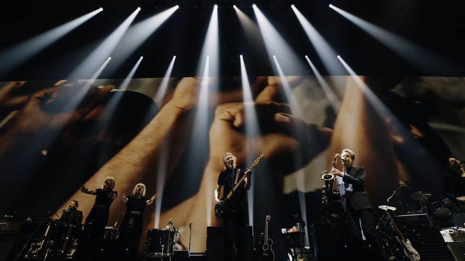 Roger Waters, 75 años y sigue girando