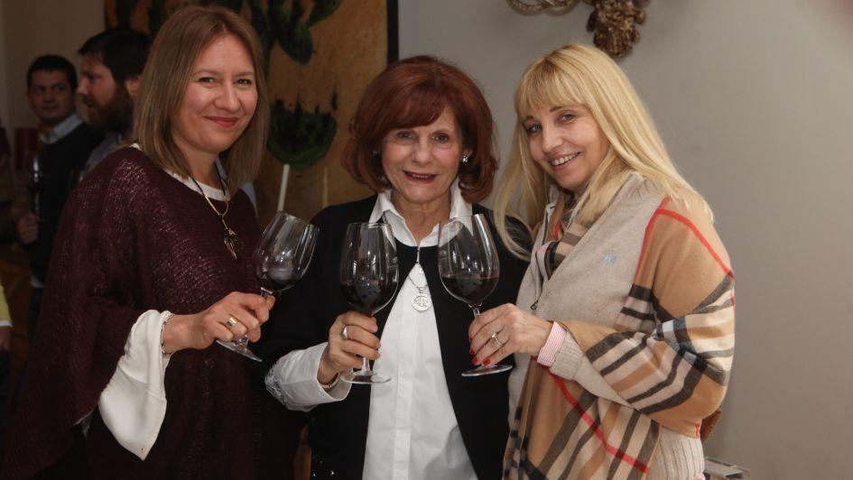 Presentaron en Valle de Uco el vino Enzo Bianchi Gran Cru 2015
