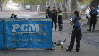 El incidente ocurrió en el Carril del Centro.