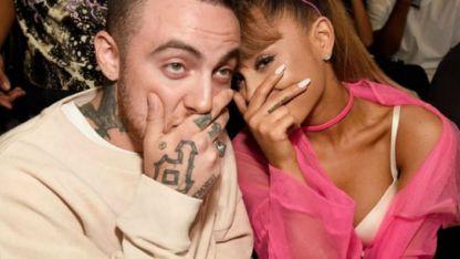 Mac Miller mantuvo una relación amorosa con Ariana Grande entre 2016 y 2018.