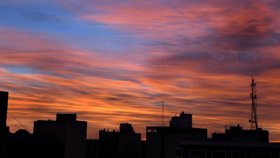Nublado e inestable: qué dice el pronóstico para este viernes